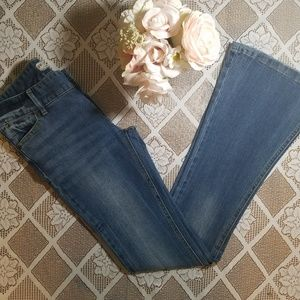 Free People High Rise Jeans Size 27
